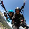 Tandemsprung Klosters